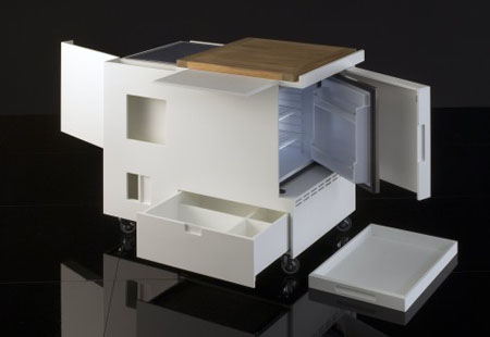 Boffi Mini Kitchen