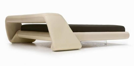 modern designers bed