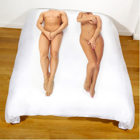 This Perfect Body Duvet Cover