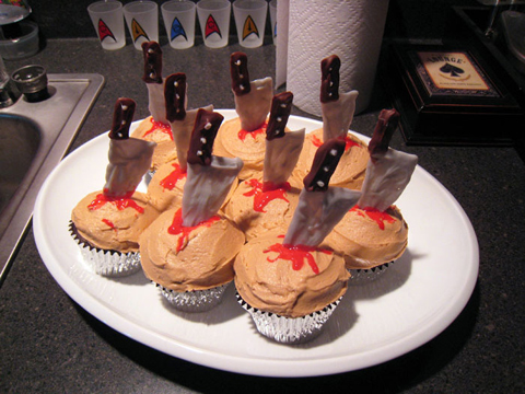 Murdered Cupcakes