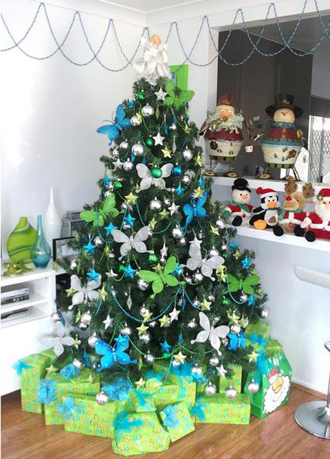 Mordern Christmas Tree Decorating Ideas For Your Home(16 Pics ...