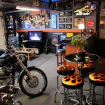 Converting Your Garage Into a Bar