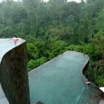Ubud Hanging Gardens's Multi-Leveled Infinity Pools