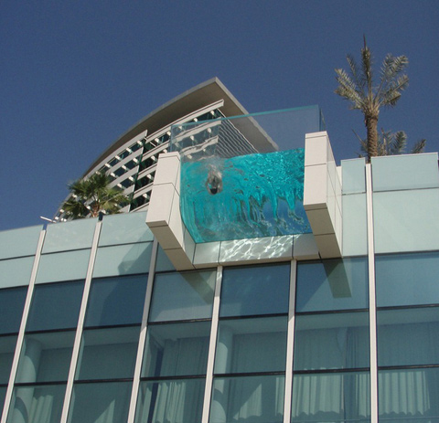 Hotel Balcony Swimming Pools Amazing Diy Interior