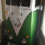 VW Beer Bus Fridge