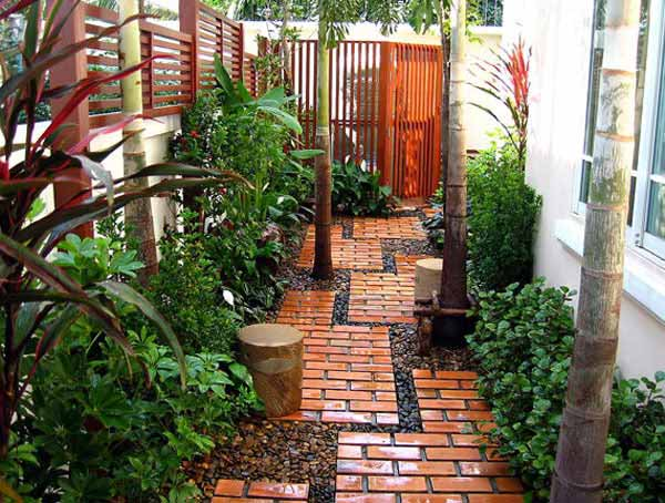 25 lovely diy garden pathway ideas amazing diy interior for Bioguia jardines