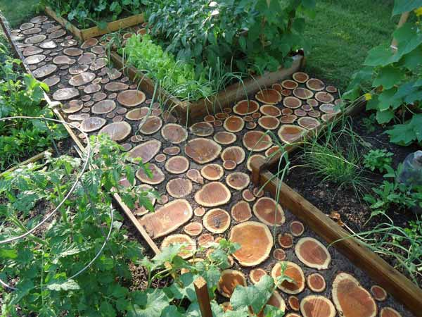 Backyard Pathway Ideas 25 lovely diy garden pathway ideas 26 25 Lovely Diy Garden Pathway Ideas 07