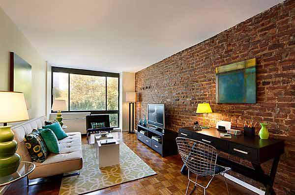 ... Home Touch With Brick Wall 7 ...