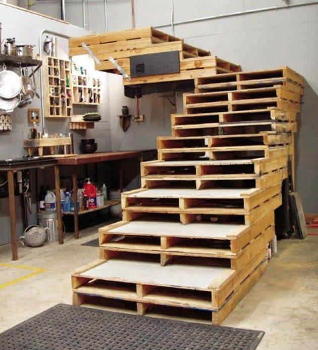 Reuse Old Wooden Pallets Other Ideas