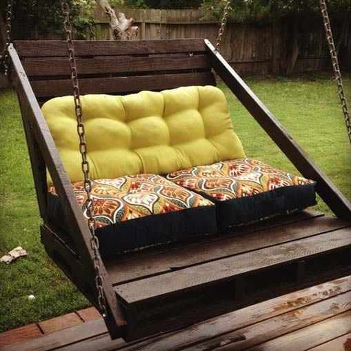 Small Home Design Ideas Com: 40 Fantastic Ways Of How To Reuse Old Wooden Pallets