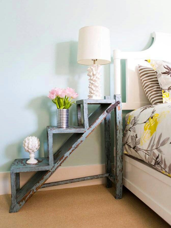 Lovely Bedside Table Ideas Part - 1: Usually-bedside-table-05