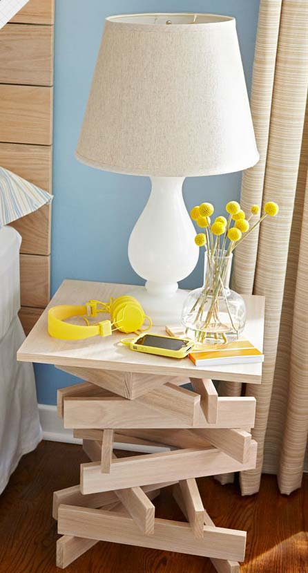 28 unusual bedside table ideas enhance the charm and decor of your - Bedroom Table Ideas