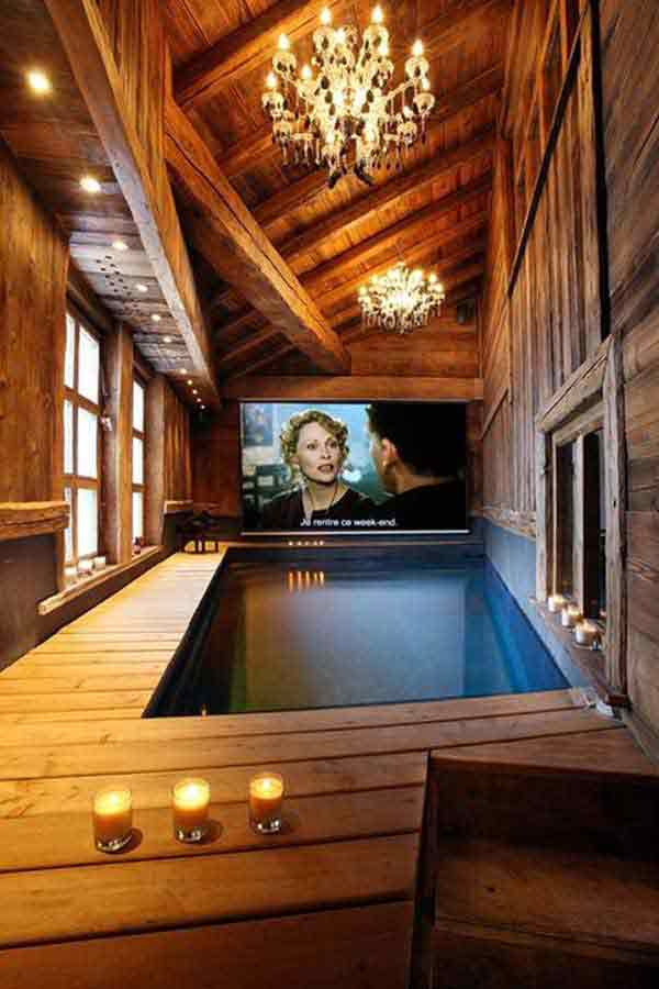 Home Indoor Pool 22 amazing indoor pool inspirations for your home - amazing diy