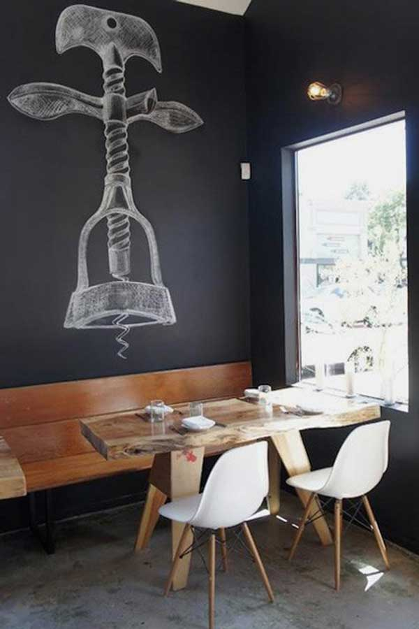 chalkboard paint ideas 18 - Chalkboard Designs Ideas