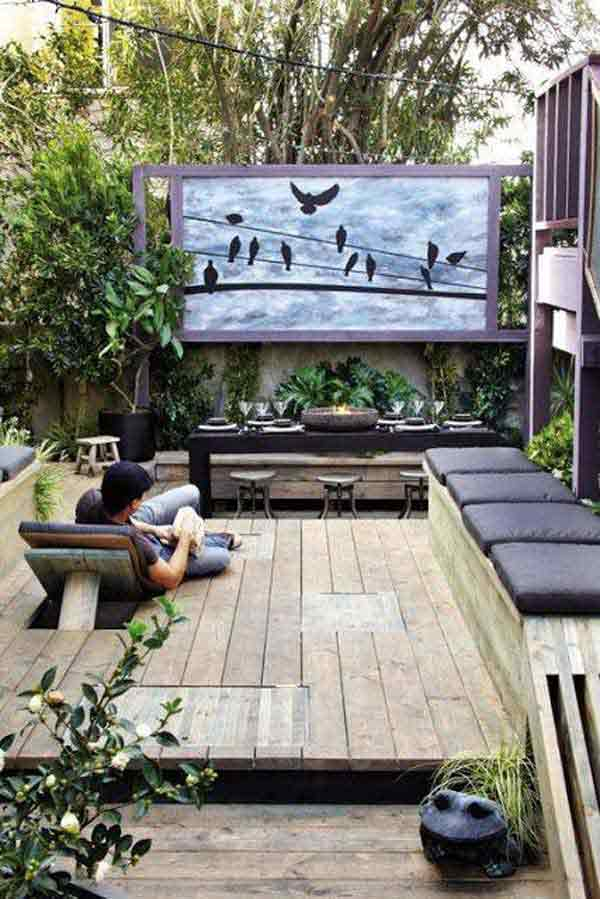 35 Creative Diy Ways Of How To Make Backyard More Funny