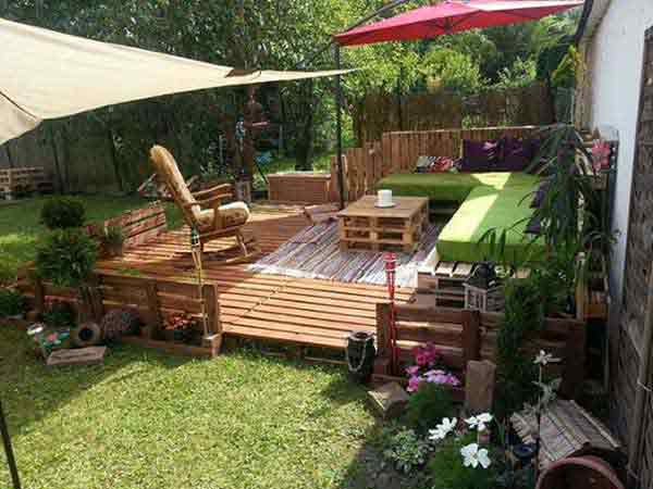 DIY Ways Of Backyard 35