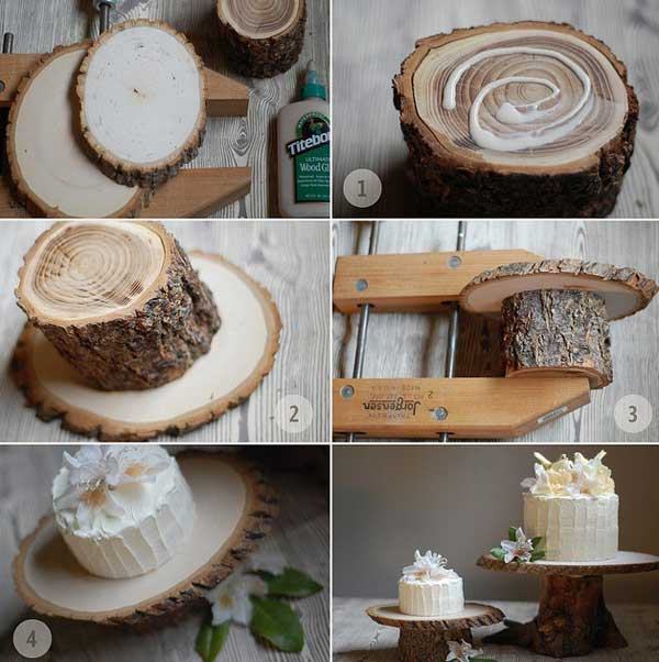 Rustic Decor Ideas Diy: 40 DIY Log Ideas Take Rustic Decor To Your Home