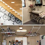 30 Clever Ideas How To Park Your Bike Indoors
