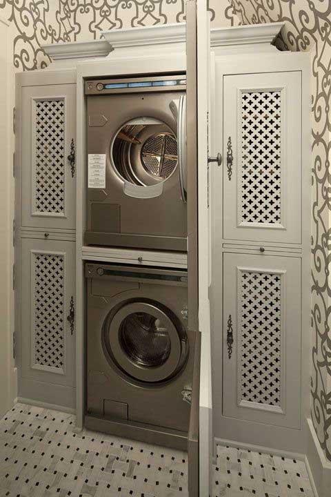 25 ideas to hide a laundry room - amazing diy, interior & home design