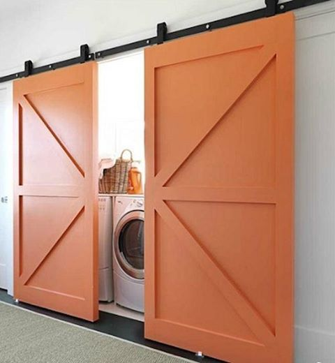 Ideas To Hide A Laundry Room 25