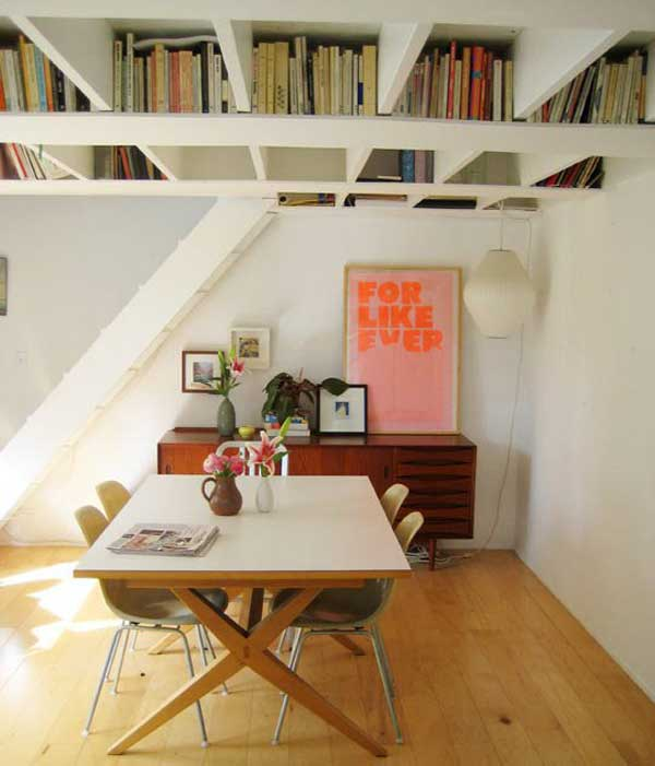 Charming Top Secret Spots For Hidden Storage 19