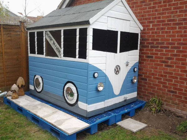 VW-Camper-Garden-Shed
