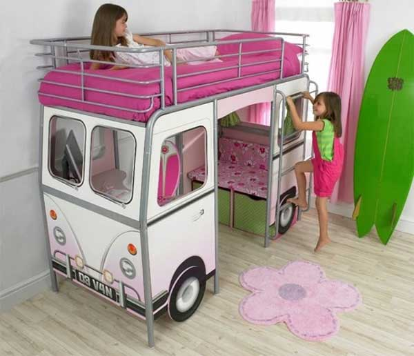 a-Volkswagen-Bus-Inspired-Bunk-Bed-and-Playhouse-4