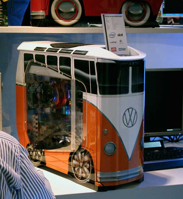 Home Design Ideas Game: 20 Innovative Designs Inspired By VW Bus