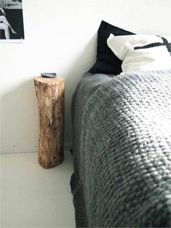 bedside-table-of-log