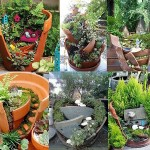 Broken Pots Newlife – Mini Fairy Gardens