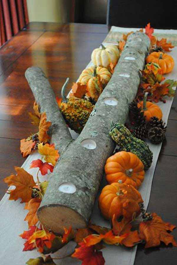 centerpiece-out-of-log