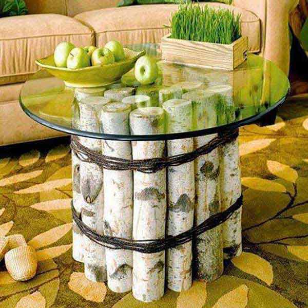 31 Rustic Diy Home Decor Projects: 40 DIY Log Ideas Take Rustic Decor To Your Home