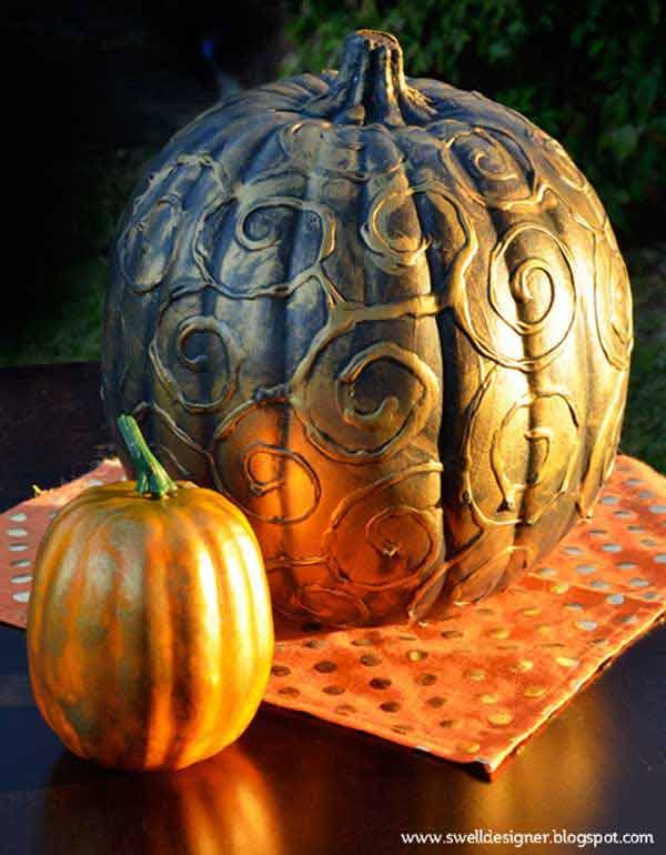 DIY-Ideas-For-Pumpkin-Design-23
