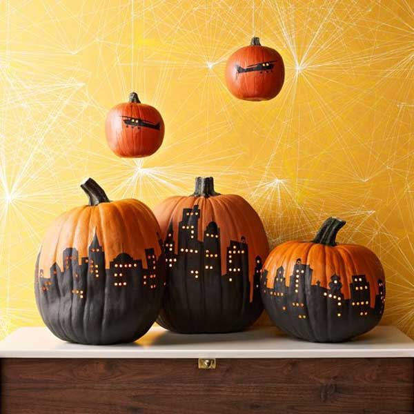 39 whacky weird diy ideas for pumpkin design amazing diy interior home design. Black Bedroom Furniture Sets. Home Design Ideas
