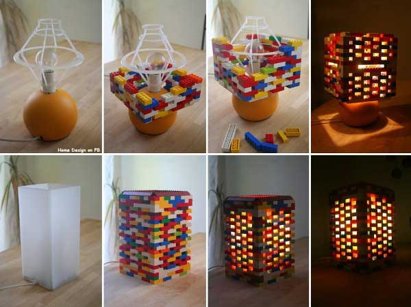 26 inspirational diy ideas to light your home amazing for Neat craft ideas