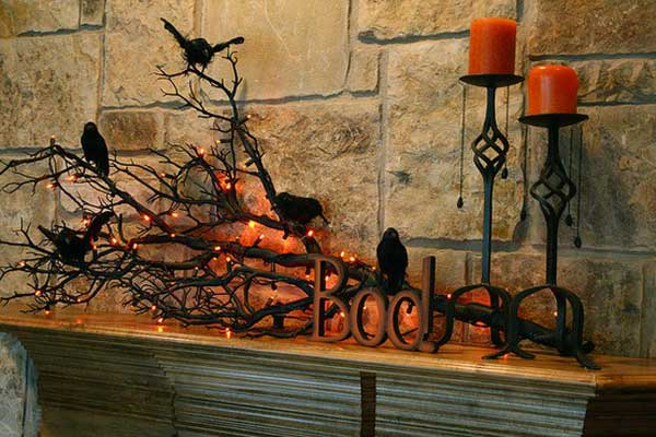 spooky diy decorations for halloween 2 - Scary Diy Halloween Decorations