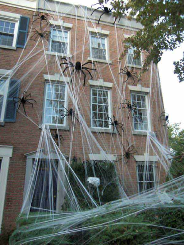 36 Top Spooky Diy Decorations For Halloween Amazing Diy