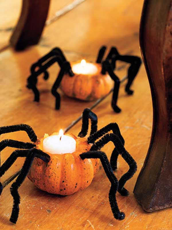 36 top spooky diy decorations for halloween amazing diy interior home design - Homemade halloween decorations ...