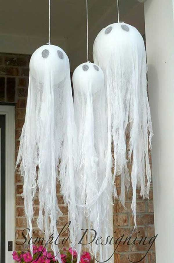 36 top spooky diy decorations for halloween amazing diy - Deco halloween diy ...