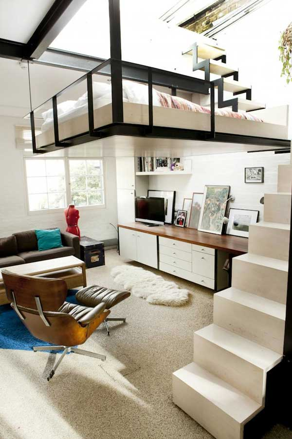 Suspended-Bed-in-a-Apartment-2