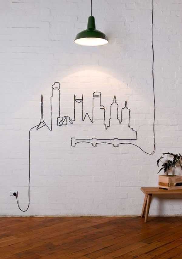 DIY-Ways-To-Make-Walls-Amazing-13