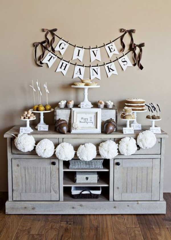 Diy Decorating 28 great diy decor ideas for the best thanksgiving holiday