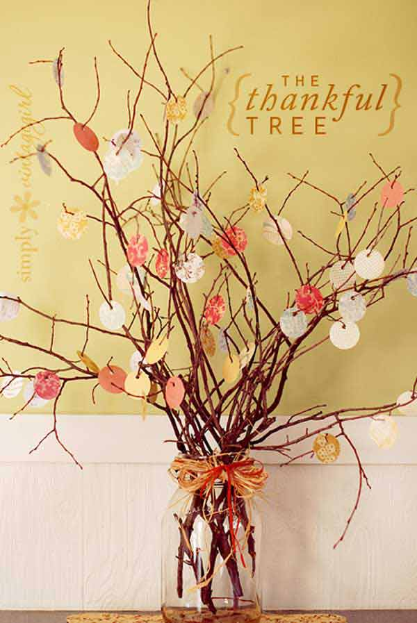 diy decoration for thanksgiving 2 - Diy Decor