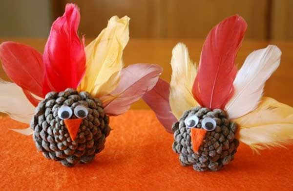 diy decoration for thanksgiving 4 - Thanksgiving Centerpieces Ideas