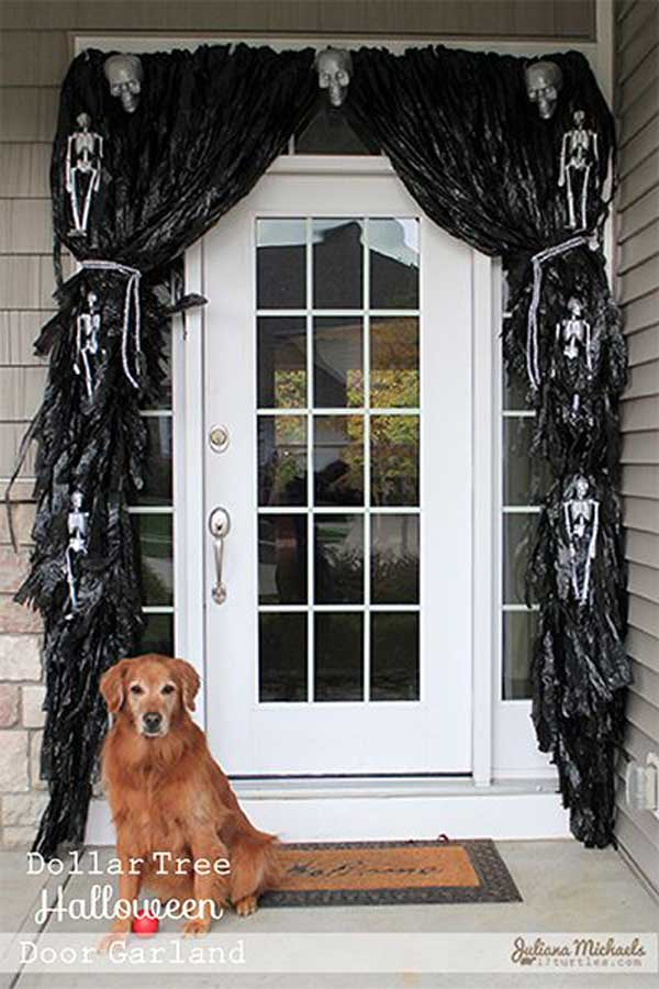 Diy-Halloween-items-With-Trash-Bags-13-2