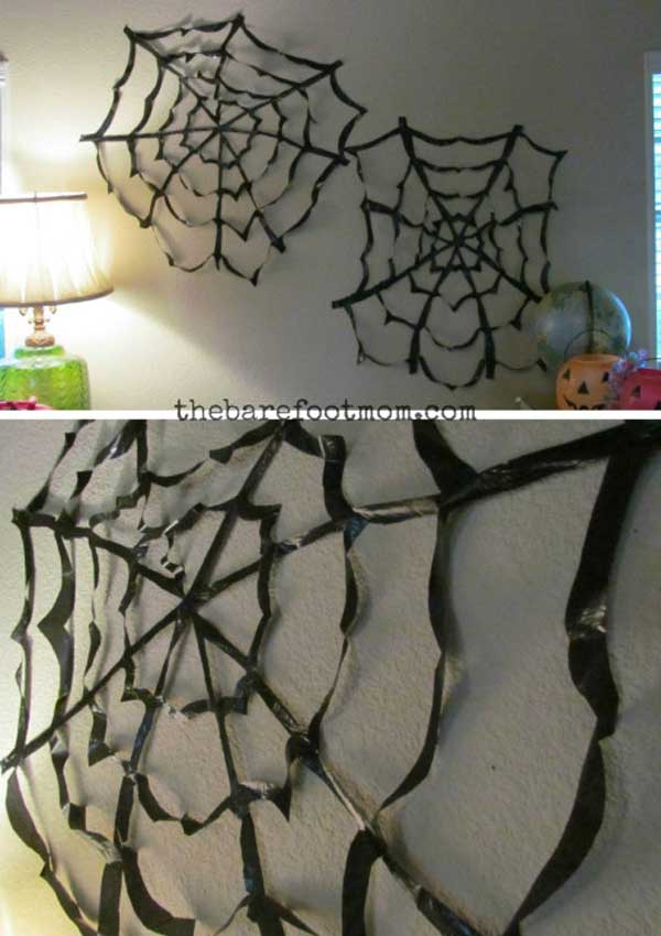 Diy-Halloween-items-With-Trash-Bags-5-2