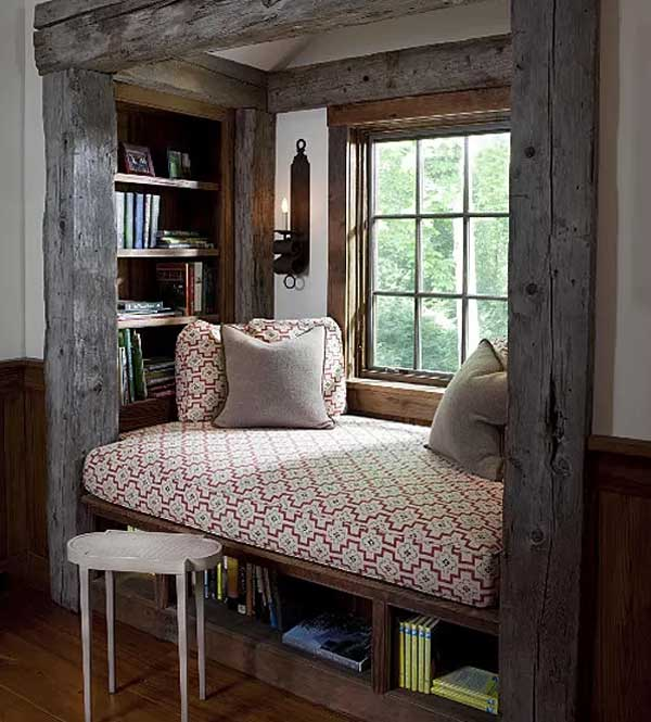 Home Design Ideas: 39 Incredibly Cozy And Inspiring Window Nooks For Reading