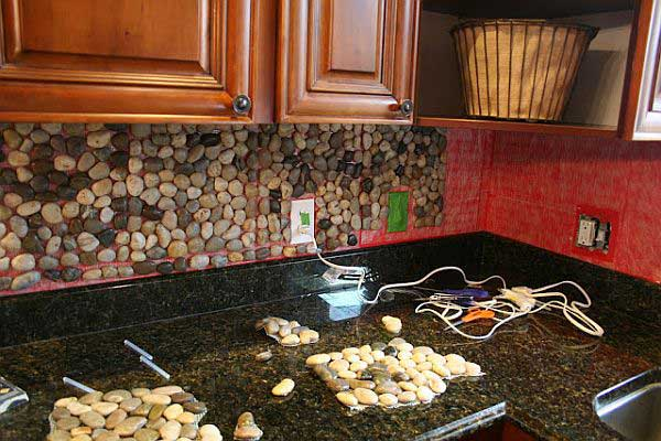 Top 30 Creative and Unique Kitchen Backsplash Ideas - photo#31