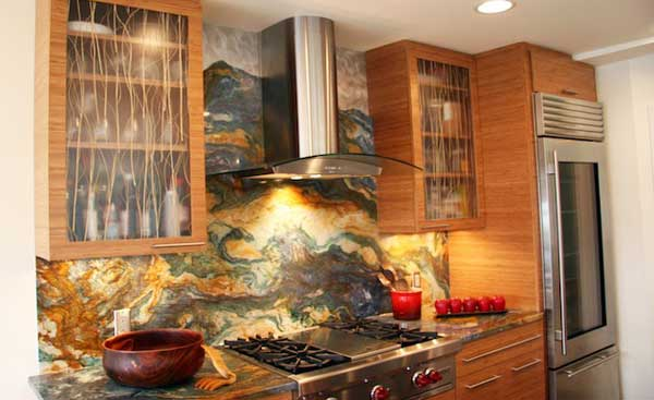 Top 30 Creative and Unique Kitchen Backsplash Ideas - photo#11