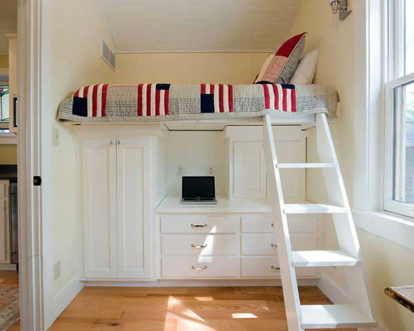 35 Inspiring Ideas To Make Your Small Bedroom Look Larger ...